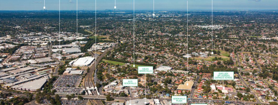 Slideshow - Mason Apartments - Aerial