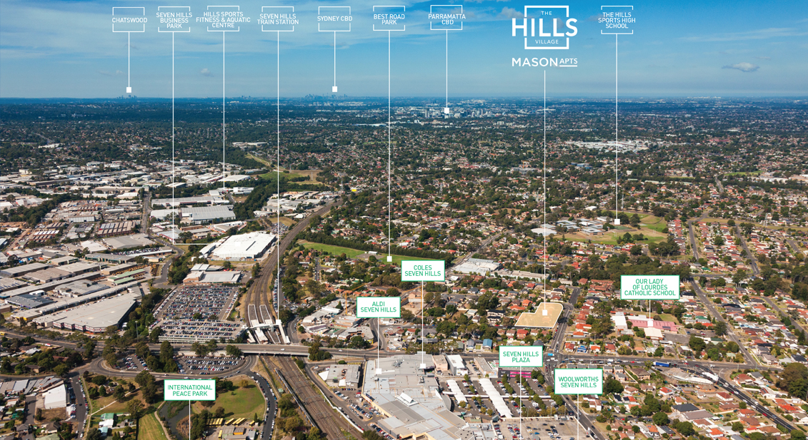 A002 1-11 Olive Street Seven Hills NSW 2147