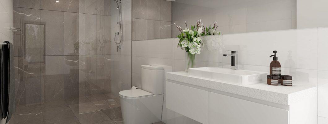Slideshow Mason Apartments - Bathroom