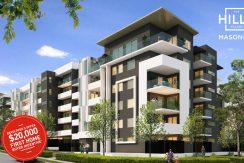 Mason Apartments - Exterior
