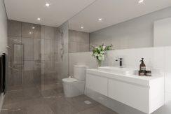 Mason Apartments - Bathroom