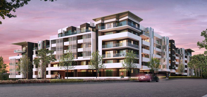 Mason Apartments - Exterior 2