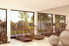 Mason Apartments - Gym