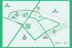 Mason Apartments - Aerial Map