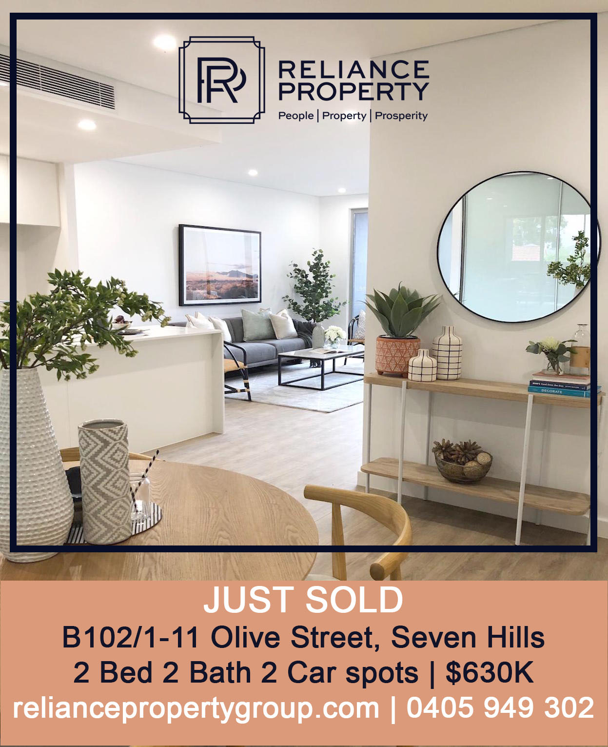 B102/1-11 Olive Street Seven Hills 2147