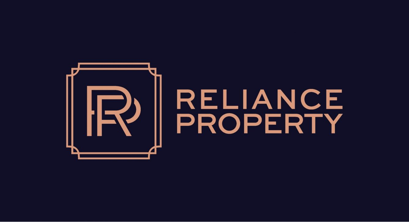 0773 - Reliance Primary Logo Navy Peach