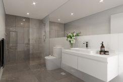The Hills Village - James Apartments - Bathroom