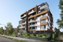 The Hills Village - James Apartments - External 1