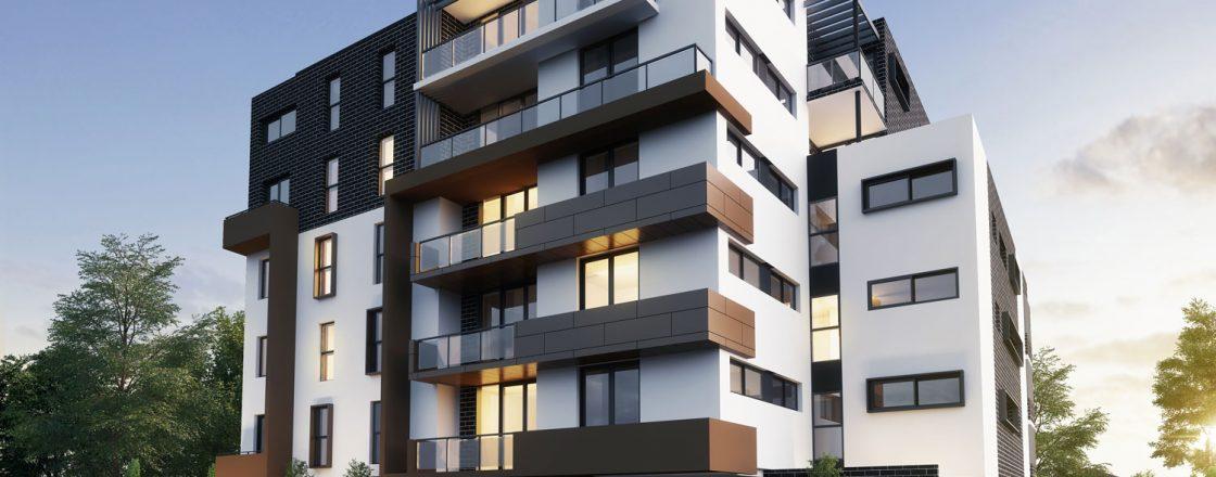 The Hills Village - James Apartments - External 2