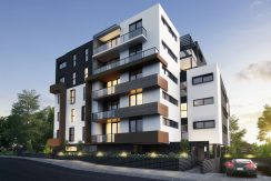 The Hills Village - James Apartments - External View