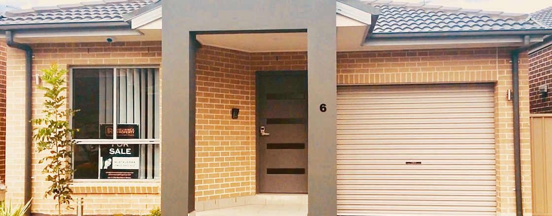 Schofields Free Standing Villa Homes Reliance Property
