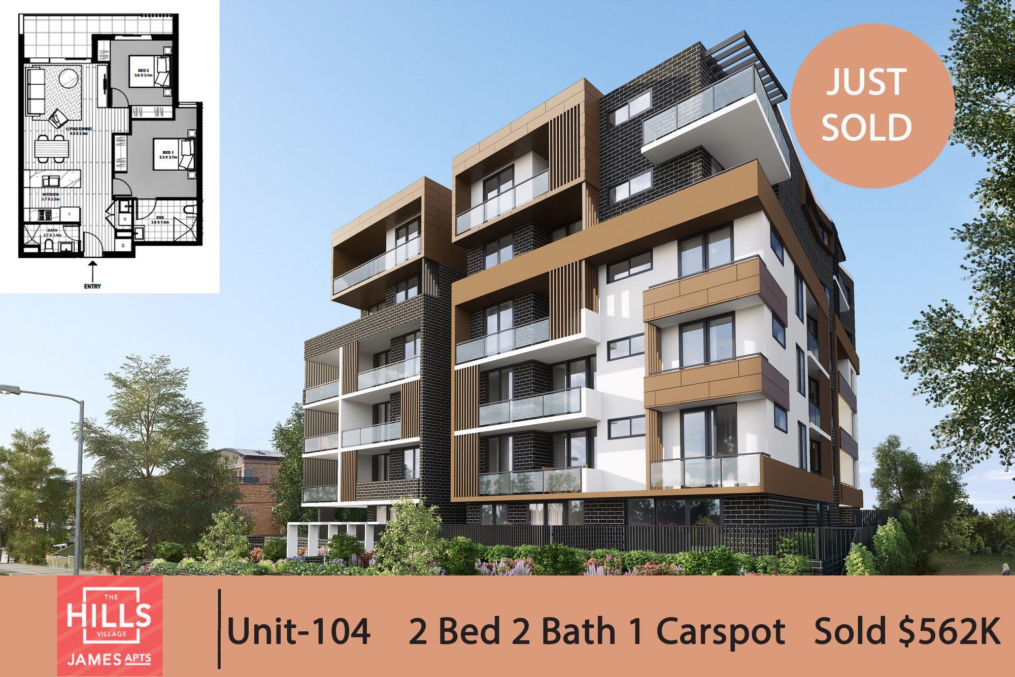 104/124-132 Best Road  Seven Hills NSW 2147