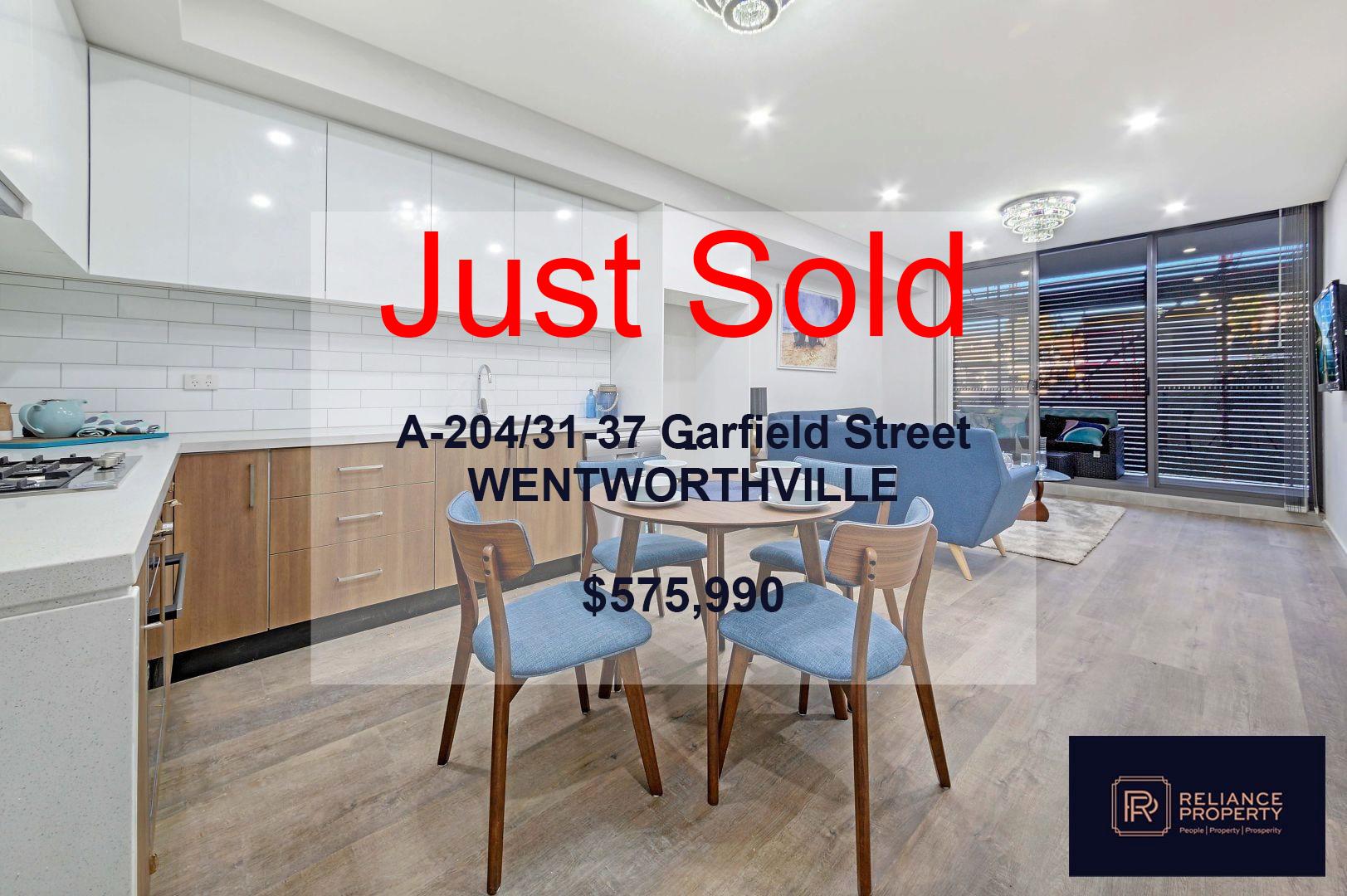A-204/ 31-37 Garfield Street  Wentworthville NSW 2145