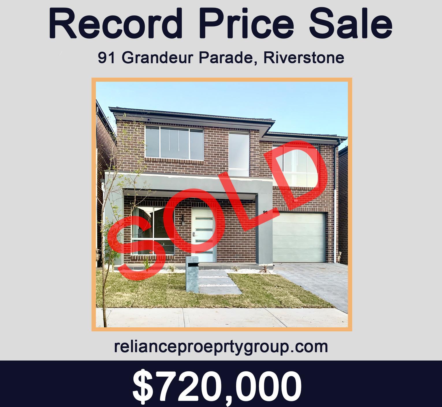 91 Grandeur Parade Riverstone NSW  2765