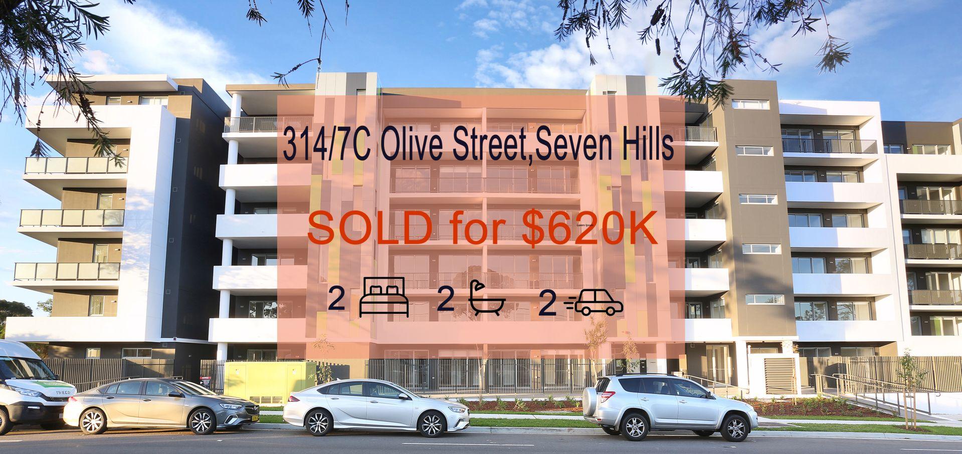 314/7C Olive Street Seven Hills NSW 2147