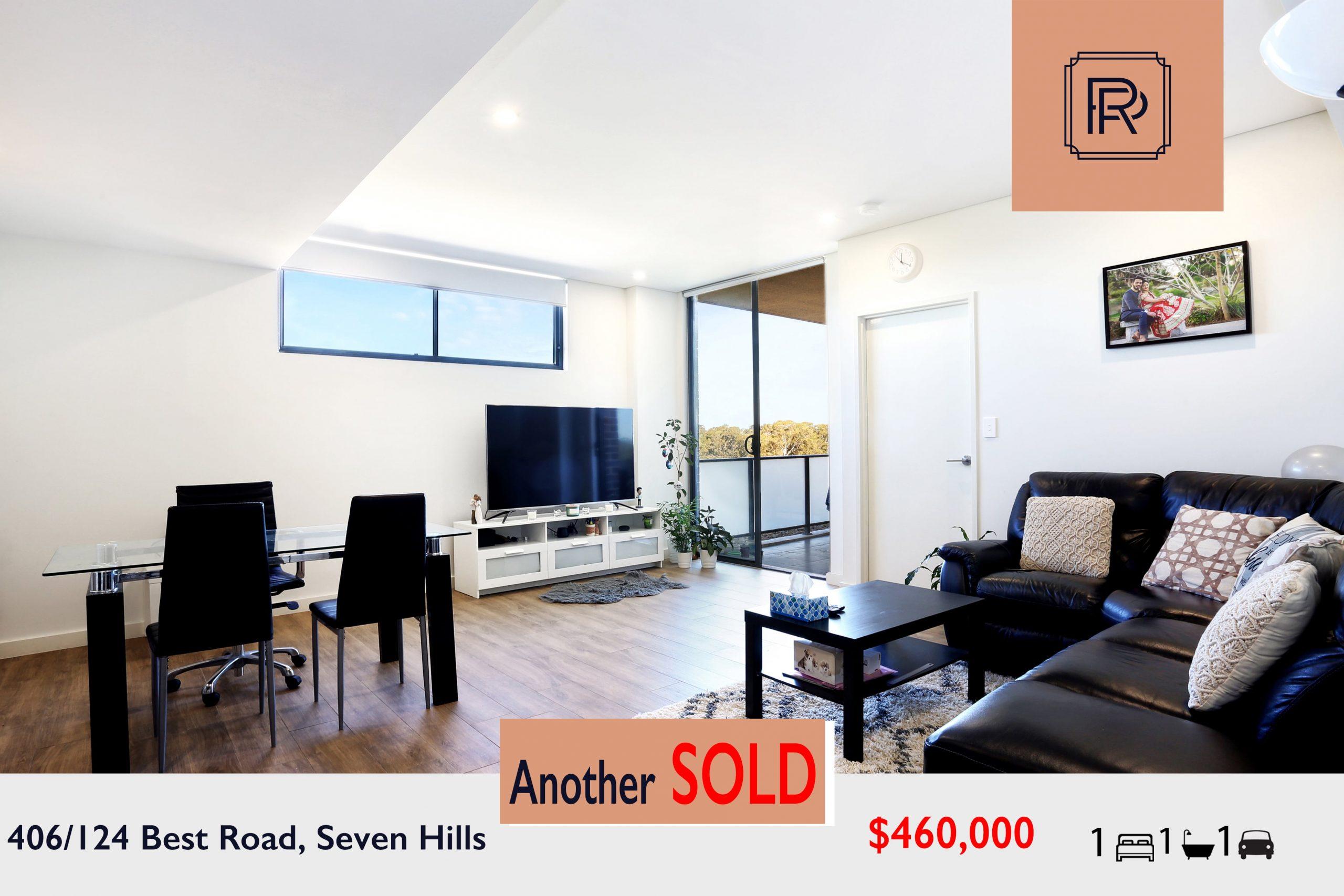 406/124 Best Road, Seven Hills NSW 2147