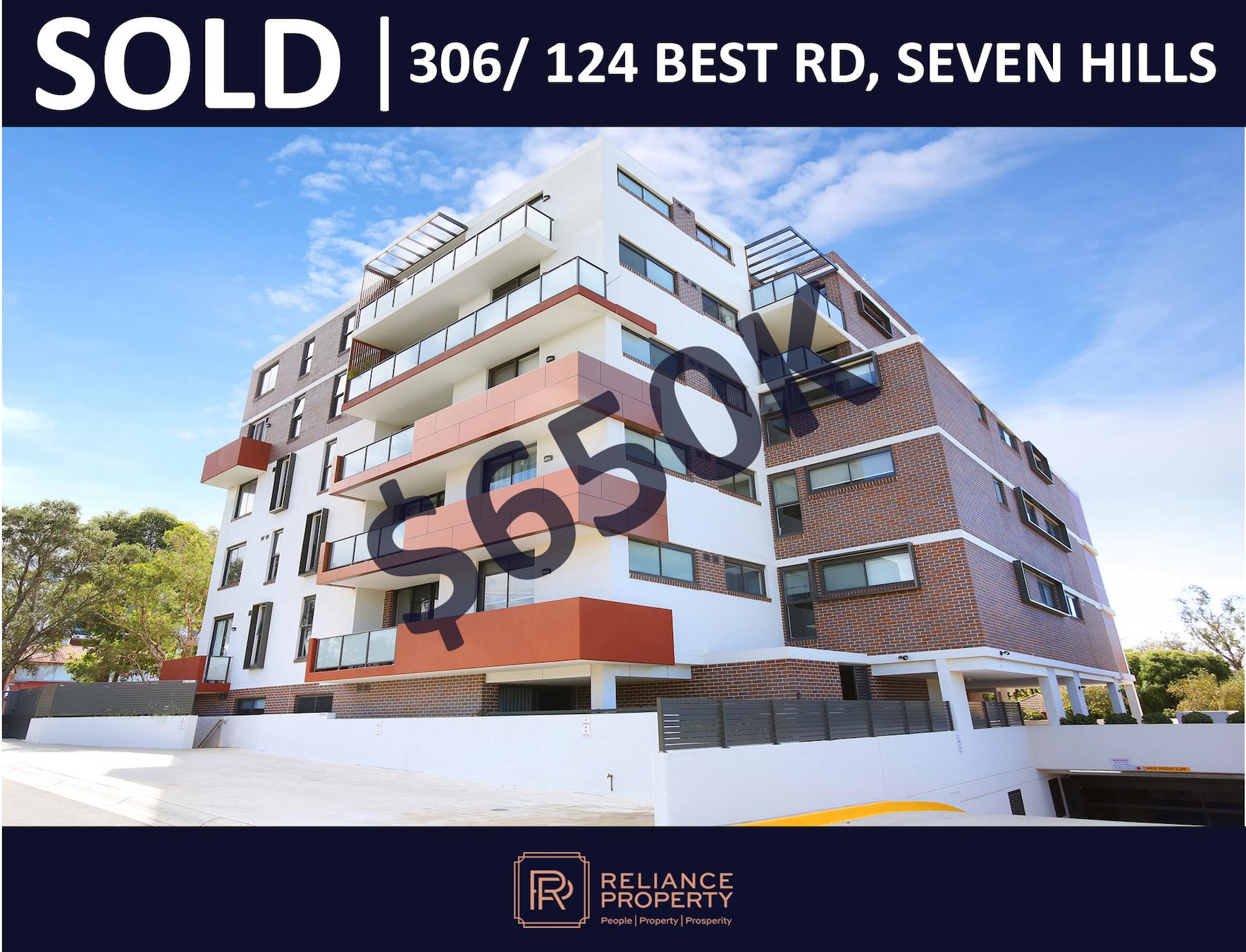 306/124 Best Road, Seven Hills NSW 2147