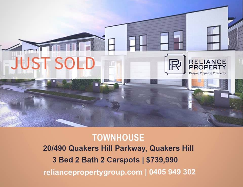 20/490 Quakers Hill Parkway Quakers Hill NSW 2763