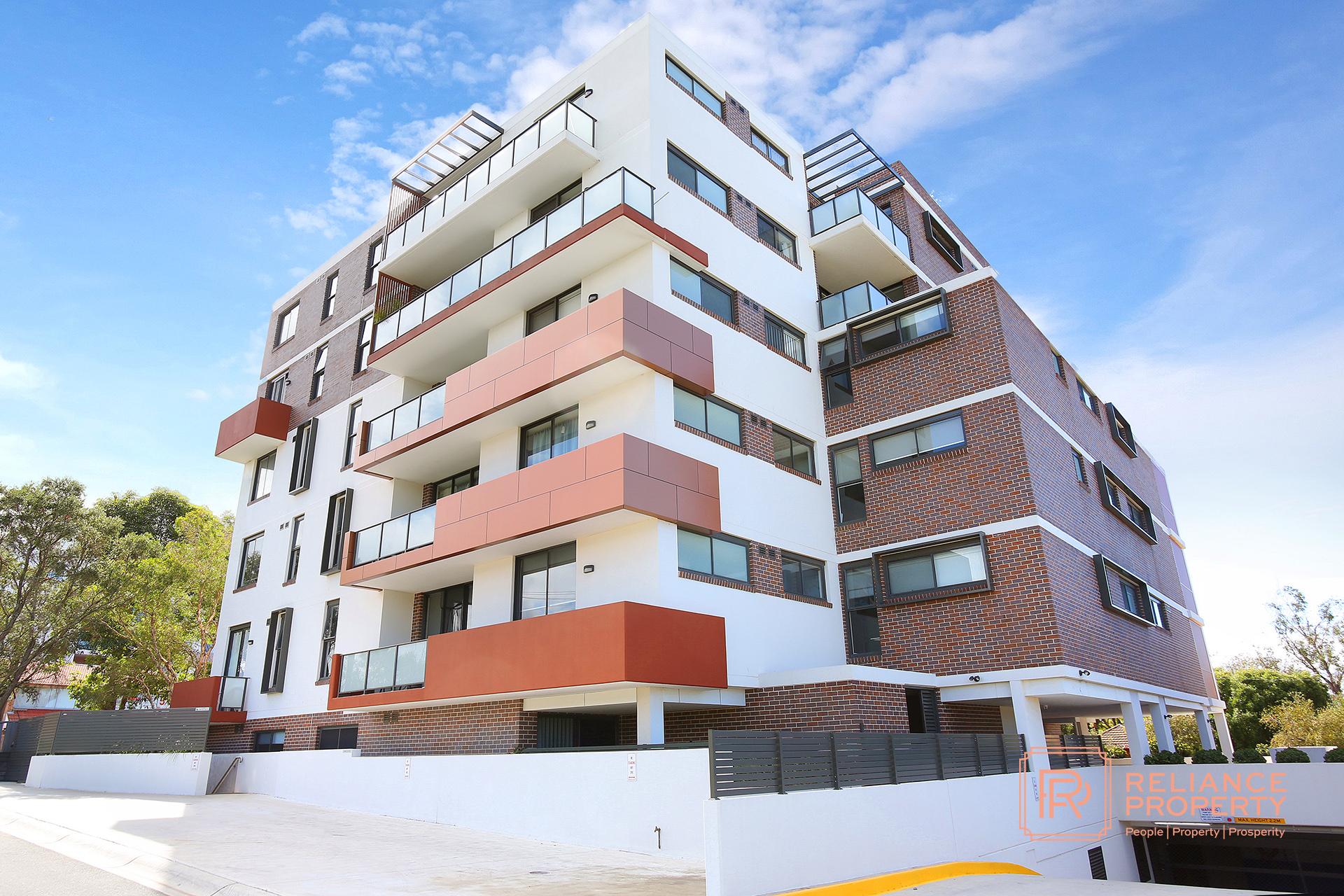 James Apartments | 105/124 Best Road, Seven Hills 2147